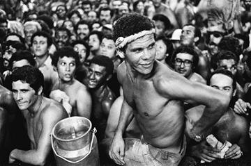 Araquém Alcântara - Assembleia de Portuarios de Santos - 1993